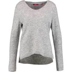 Swetry klasyczne damskie: s.Oliver RED LABEL Sweter grey melange
