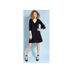 Sukienki balowe: Eteryczna Lisa – sukienka – czarna