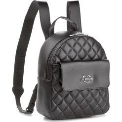 Plecaki damskie: Plecak LOVE MOSCHINO - JC4004PP15LA0000 Nero