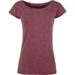 RED by EMP Sundowner Koszulka damska bordowy. Czerwone bluzki damskie RED by EMP, xxl, z dekoltem w łódkę. Za 42,90 zł.