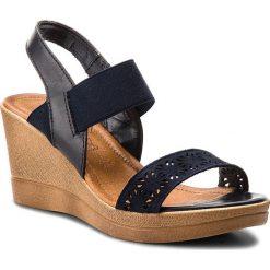 Sandały damskie: Sandały LASOCKI - 2066-05 Granatowy
