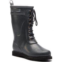 Kalosze ILSE JACOBSEN - RUB15 Grey 06. Brązowe buty zimowe damskie marki Alma en Pena, z materiału, na obcasie. W wyprzedaży za 429,00 zł.