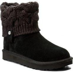 Buty zimowe damskie: Buty UGG – W Saela 1019014 W/Blk