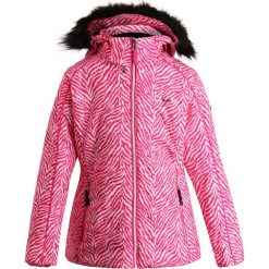 Dare 2B ENTRUST  Kurtka snowboardowa cyber pink. Czerwone kurtki dziewczęce Dare 2b, z materiału, narciarskie. W wyprzedaży za 639,20 zł.