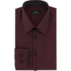 Koszula MARCO 15-09-05-K. Czerwone koszule męskie na spinki Giacomo Conti, m, z bawełny, z klasycznym kołnierzykiem, z długim rękawem. Za 259,00 zł.