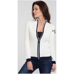 Sir Raymond Tailor Sweter Damski L Biały. Białe swetry klasyczne damskie Sir Raymond Tailor, l, z wełny. Za 229,00 zł.