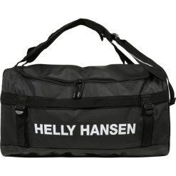 Helly Hansen NEW CLASSIC DUFFEL BAG S Torba podróżna black. Niebieskie torby podróżne marki Helly Hansen. Za 349,00 zł.
