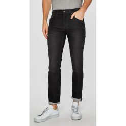 Pepe Jeans - Jeansy Track. Czarne jeansy męskie regular Pepe Jeans. Za 399,90 zł.