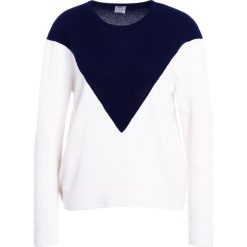 Swetry klasyczne damskie: FTC Cashmere Sweter midnight