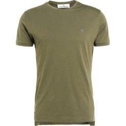 Vivienne Westwood PERU TEE  Tshirt basic green. Zielone koszulki polo Vivienne Westwood, m, z bawełny. W wyprzedaży za 356,30 zł.