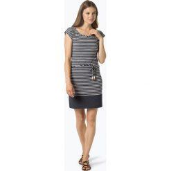 Odzież damska: Ragwear - Sukienka damska – Soho Stripes, niebieski