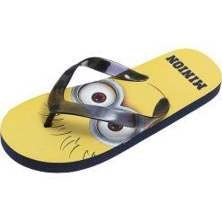 Japonki w kolorze żółtym. Żółte klapki chłopięce marki Disney & Paw Patrol. W wyprzedaży za 19,95 zł.