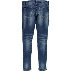 Mek - Jeansy dziecięce 128-170 cm. Niebieskie jeansy dziewczęce Mek, z bawełny. W wyprzedaży za 159,90 zł.