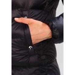 GStar WHISTLER HHD FUR DOWN SLIM COAT  Płaszcz puchowy black. Czarne płaszcze damskie puchowe marki G-Star, s, z materiału. W wyprzedaży za 695,40 zł.