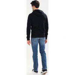 Napapijri BENOS FZ Bluza rozpinana black. Szare bluzy męskie rozpinane marki Napapijri, l, z materiału, z kapturem. Za 379,00 zł.