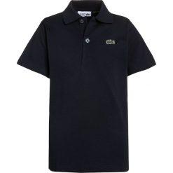Lacoste Sport TENNIS Koszulka polo navy blue. Niebieskie t-shirty chłopięce Lacoste Sport, z bawełny. Za 219,00 zł.