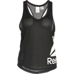 Reebok WOR GRAPHIC Koszulka sportowa black. Czarne t-shirty damskie Reebok, xs, z poliesteru. Za 129,00 zł.