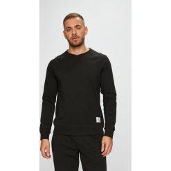 Calvin Klein Underwear - Bluza piżamowa. Szare bluzy męskie rozpinane marki Calvin Klein Underwear, s, z bawełny. Za 269,90 zł.