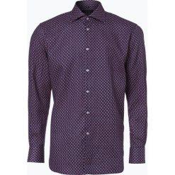Van Graaf - Męska koszula z poszetką, niebieski. Szare koszule męskie wizytowe marki Guess Jeans, l, z aplikacjami, z bawełny, z klasycznym kołnierzykiem, z długim rękawem. Za 139,95 zł.