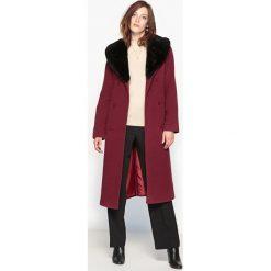Płaszcze damskie pastelowe: Płaszcz w wełny/kaszmiru długość110 cm