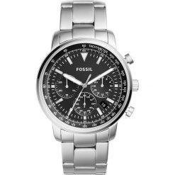 Zegarek FOSSIL - Goodwin Chrono FS5412 Silver/Silver. Różowe zegarki męskie marki Fossil, szklane. W wyprzedaży za 519,00 zł.