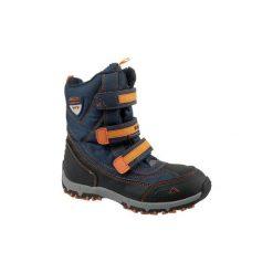 Buty Dziecko Kappa  Ben Tex K 260090K-6744. Szare buty trekkingowe dziewczęce marki Andre. Za 139,99 zł.