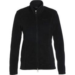 Schöffel JACKET LEONA Kurtka z polaru black. Czarne kurtki sportowe damskie Schöffel, z materiału. W wyprzedaży za 341,10 zł.