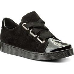 Buty zimowe damskie: Sneakersy KARINO – 2536/090-P Czarne