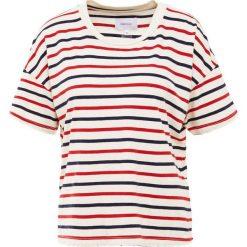 Current/Elliott RODY TOP Tshirt z nadrukiem multicolor. Szare t-shirty damskie Current/Elliott, z nadrukiem, z bawełny. Za 799,00 zł.