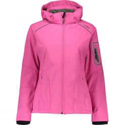 Kurtka softshellowa w kolorze różowym. Czerwone kurtki damskie marki CMP Women, m, z materiału. W wyprzedaży za 227,95 zł.