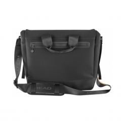 "Head messenger H50123301 14"" czarna. Czarne torby na laptopa Head, w paski. Za 419,00 zł."