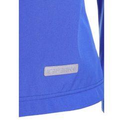 Icepeak TUUA  Kurtka Softshell royal blue. Niebieskie kurtki damskie softshell marki Icepeak, z elastanu, sportowe. Za 169,00 zł.