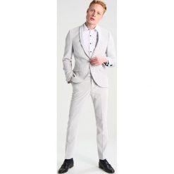 Noose & Monkey POLLOCK Garnitur ice grey. Białe garnitury marki Noose & Monkey, m, z bawełny. W wyprzedaży za 569,50 zł.