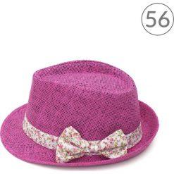 Kapelusze damskie: Art of Polo Kapelusz damski Smoothe elegance różowy r. 58