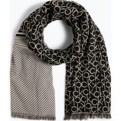 Calvin Klein Womenswear - Szalik damski, czarny. Czarne szaliki damskie Calvin Klein Womenswear. Za 299,95 zł.