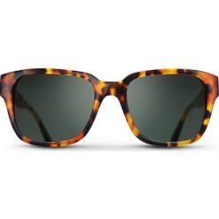 """Okulary przeciwsłoneczne """"Havana Lector"""" w kolorze brązowo-szarym. Brązowe okulary przeciwsłoneczne damskie lenonki marki Triwa, z tworzywa sztucznego. W wyprzedaży za 259,95 zł."""
