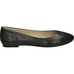 Baleriny damskie lakierowane: Baleriny – 6391710 BLACK