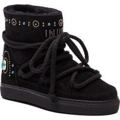 Buty zimowe damskie: Buty INUIKII - Sneaker Dipama 70202-32 Art Deco Black
