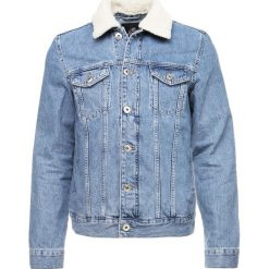 Kurtki męskie bomber: Kings Will Dream HONESDALE Kurtka jeansowa blue denim