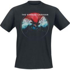 The Vintage Caravan Gateways T-Shirt standard. Czarne t-shirty męskie z nadrukiem The Vintage Caravan, m, z klasycznym kołnierzykiem. Za 54,90 zł.
