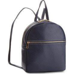 Plecak CREOLE - K10551  Granat. Niebieskie plecaki damskie Creole, ze skóry, eleganckie. W wyprzedaży za 179,00 zł.