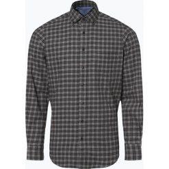 Andrew James - Koszula męska, szary. Szare koszule męskie na spinki Andrew James, m, z bawełny, button down. Za 129,95 zł.