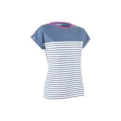 Koszulka krótki rękaw ADV 100. Niebieskie t-shirty damskie TRIBORD, m. Za 49,99 zł.