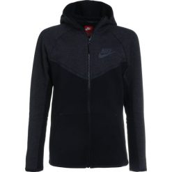 Bejsbolówki męskie: Nike Performance HOODIE Bluza rozpinana black heather/black/anthracite