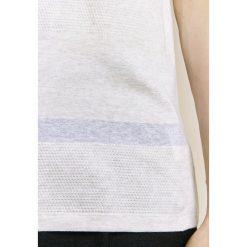 T-shirty męskie: Reiss AARON MICRO TEXTURE Tshirt basic grey