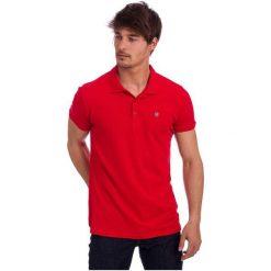 Polo Club C.H..A Koszulka Polo Męska Xxl Czerwona. Czerwone koszulki polo marki Polo Club C.H..A, m. W wyprzedaży za 149,00 zł.