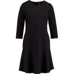 Sukienki hiszpanki: Soyaconcept DENA  Sukienka z dżerseju schwarz