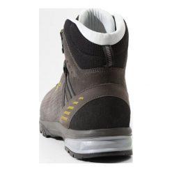 Lowa ARCO LL MID Buty trekkingowe anthrazit/kiwi. Szare buty trekkingowe męskie Lowa, z materiału, outdoorowe. W wyprzedaży za 730,15 zł.
