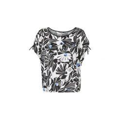 Bluzki Sisley  SELDATA. Białe bluzki damskie Sisley, l. Za 239,20 zł.
