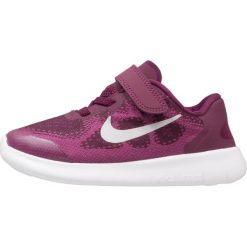 Buty sportowe męskie: Nike Performance FREE RUN 2 Obuwie do biegania neutralne bordeaux/metallic silver/tea berry/bold berry